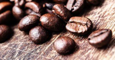 Kaffee, Tee und Kakao.