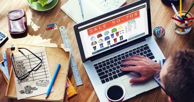 Digitale Wirtschaft, Onlinemarketing und Kaufverhalten.