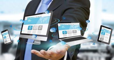 Digitalen Technologien - Unterhaltungselektronik und Haushaltsgeräte.