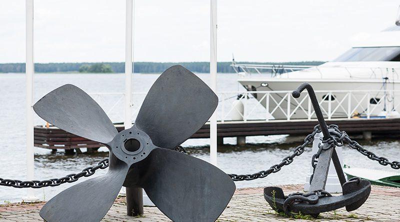 Maritime Industrie & Wirtschaft - von Schiffsbau bis Kraftstoff und Umweltschutz.