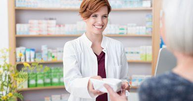 Pharmazeuten, Homöopathie, Pädiatrie und Nahrungsergänzung.