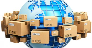 Verpackung, Technik, Veredelung und Logistik.