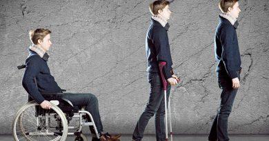 Barrierefrei - Rehabilitation und Pflege.