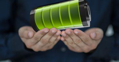 Speicherbare Energien - Batterie-, Brennstoffzellen- und Wasserstofftechnologien.