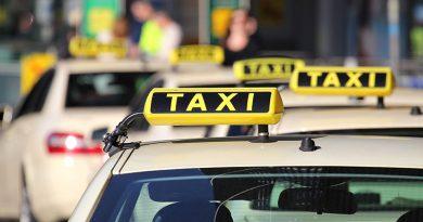 Das Taxigewerbe - Funktechnik, Bezahl- und Fahrsysteme.