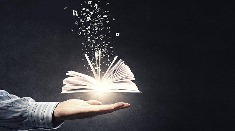 Neue Veröffentlichungen von Büchern. Networking unter den Autoren und Händlern auf der Frankfurter Buchmesse.