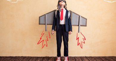 Existenzgründung, Franchising und junge Unternehmen.