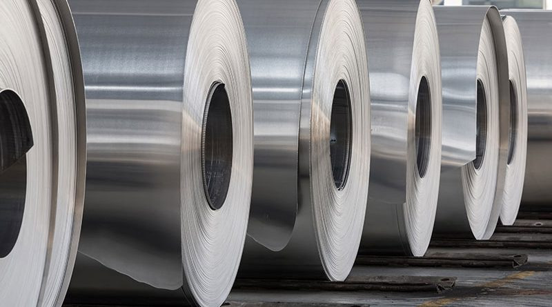 Die Aluminiumindustrie interessiert die Automobil- und Gebäudebranche.