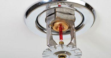 Feuerlöschanlagen, Brandschutz, Rauch- und Wärmeabzuganlagen und Brandmeldeanlagen.