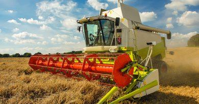 Traktor - Innovationen im Landwirtschaftssektor.