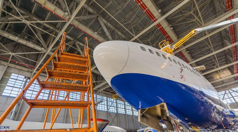 Airbus - Flugzeugtechnologie und Flugfahrt.