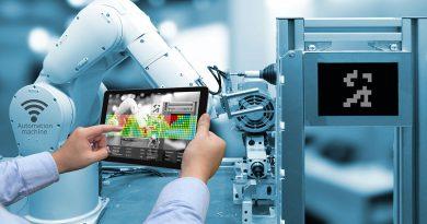 Industrielle Automatisierungstechnik.