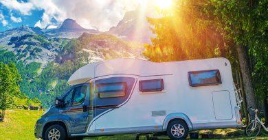 Reisemobile und Caravans. Reisen wohin und wann man will.
