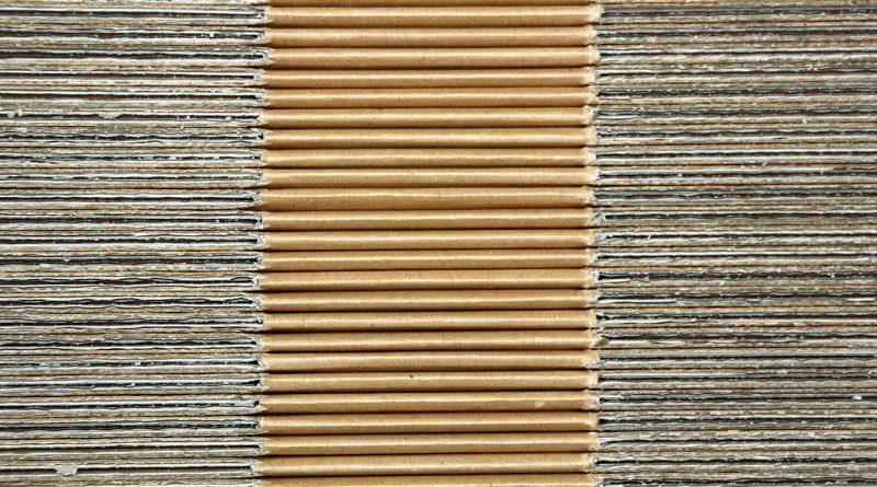 Wellpappe-, Faltschachtel und Papierkartons.