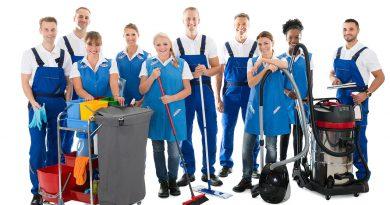 Putzpflege - Reinigungssysteme und Gebäudemanagement.