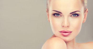 Perfektes Hautbild und Schönheit - Kosmetik.