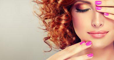 Beauty, Schönheit und tolle Nägel.