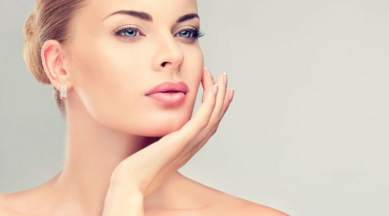 Schönheit in der Kosmetikindustrie.