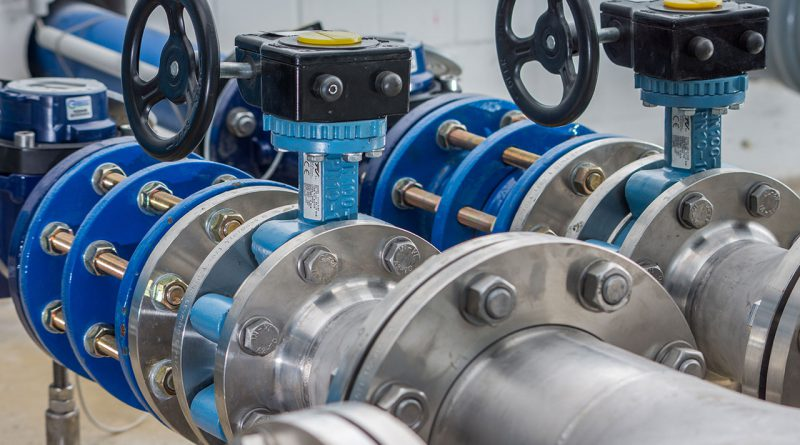 Maschinen- und Anlagenbau, Chemische Industrie, Kraftwerk und Fernwärme.