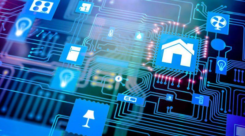 Elektrotechnik und Elektronik für intelligente Haus- und Gebäudetechnik.