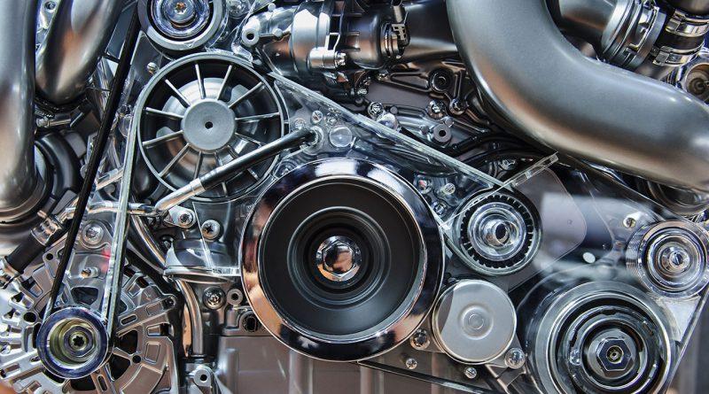 Maschinentechnologie - Verbesserung von Antriebssystemen.
