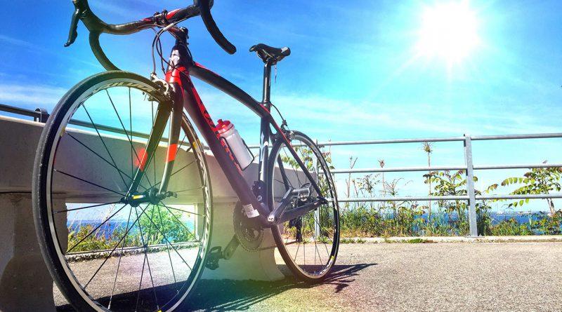 Rennrad - Fahrradtourismus.