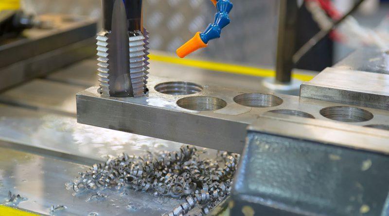 Metallindustrie - Werkzeug-, Modell- und Formenbau.