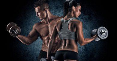 Fitness, Physio, Tanz, Wellness und Gesundheit.