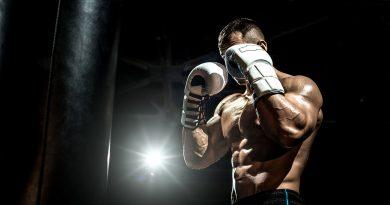 Sport Fashion und Supplements für den Fitnessbereich.