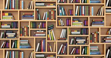 Bücher, Bücher und noch mehr Bücher. Die Frankfurter Buchmesse beherbergt auch englischsprachige Ausgaben.