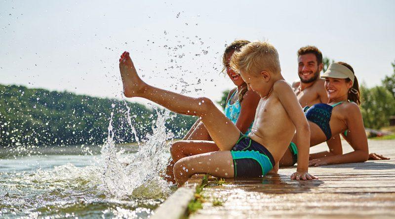 Verbrauchermesse für Freizeit und Reisen.