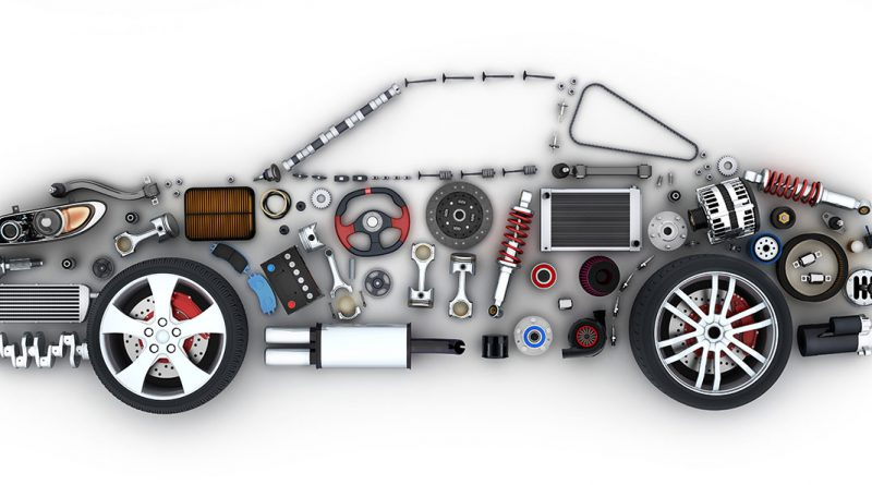 Automobil-Komponenten und Lieferketten-Partner fürs Auto.