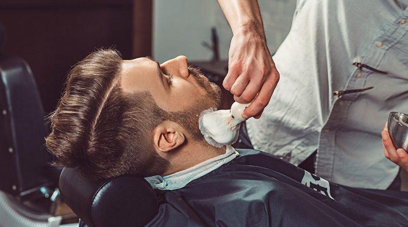 Wieder im kommen - das Barbierhandwerk.