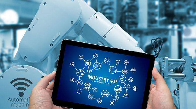 Industrie 4.0 - internationale Innovationen, Neuheiten und Entwicklungen.