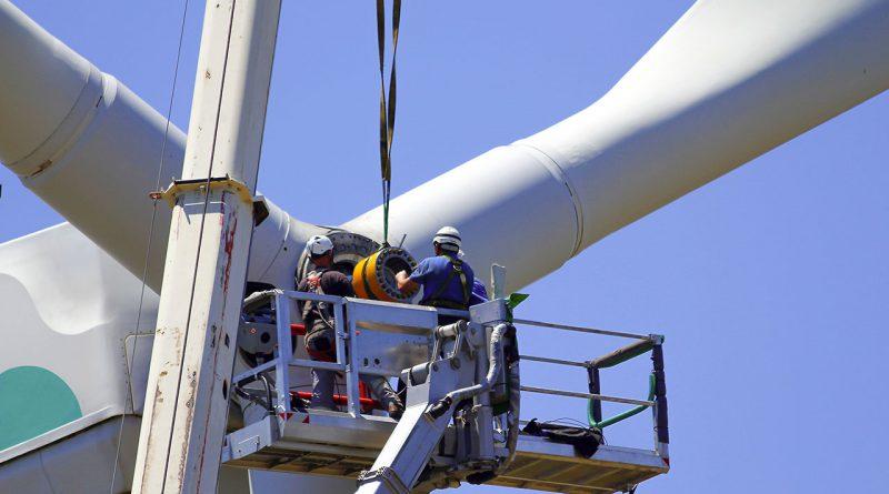 Windenergie ist Spitzentechnik.