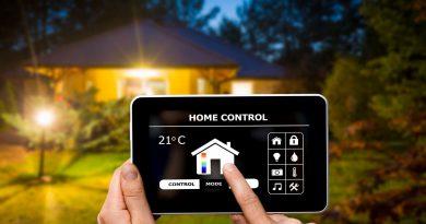 Smart Buildings - intelligente Gebäudetechnologie.