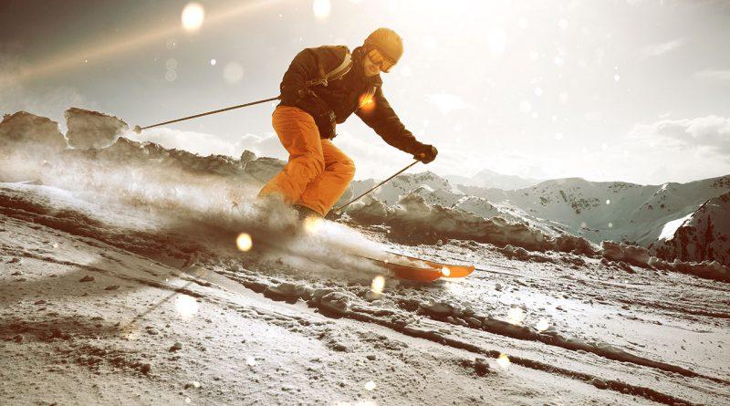 Seilbahnwirtschaft und die alpine Industrie.