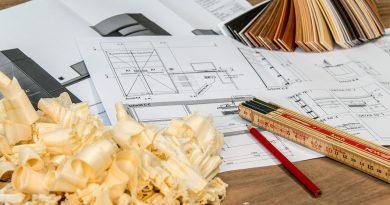 Möbelfertigung, Innenausstattung und die gesamte Einrichtungsbranche.