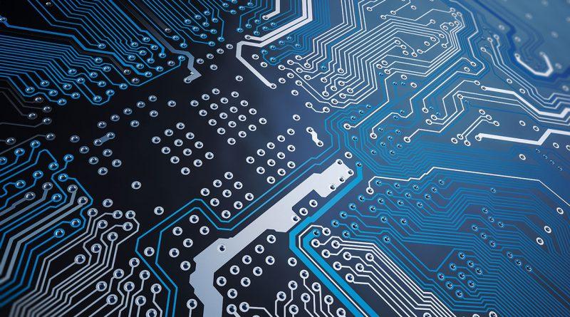 Gedruckte Elektronik vor allem im Bereich Automobilindustrie und Verpackung.