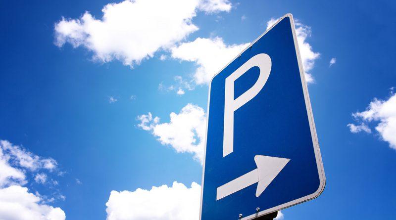Parken und Parkplätze - der ruhende Verkehr.