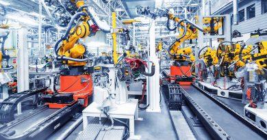 Lean Management - Verbesserung der Produktionsprozesse und -technologien.