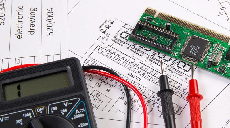Entwicklung und Neuheiten von Elektronik.