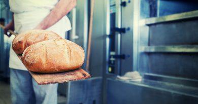 Frisches Brot - Bäcker- und Konditorenhandwerk.