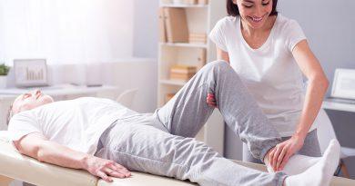 Medizinische Rehabilitation und Prävention.
