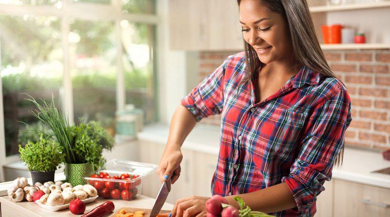 Gemüse - Vegane Ernährung ist gesund und nachhaltig.