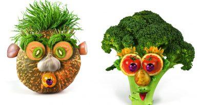 Regionale ud ökologische Ernährung - Gemüse und Obst aus Bioanbau