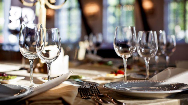 Tischdekoration Gäste Stimmung