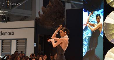 Jewelry Fashion Show - Schmuck auf der Inhorgenta 2017
