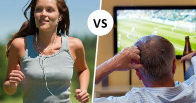 Sportass oder Couchpotato – wie aktiv sind die Deutschen beim Sport?