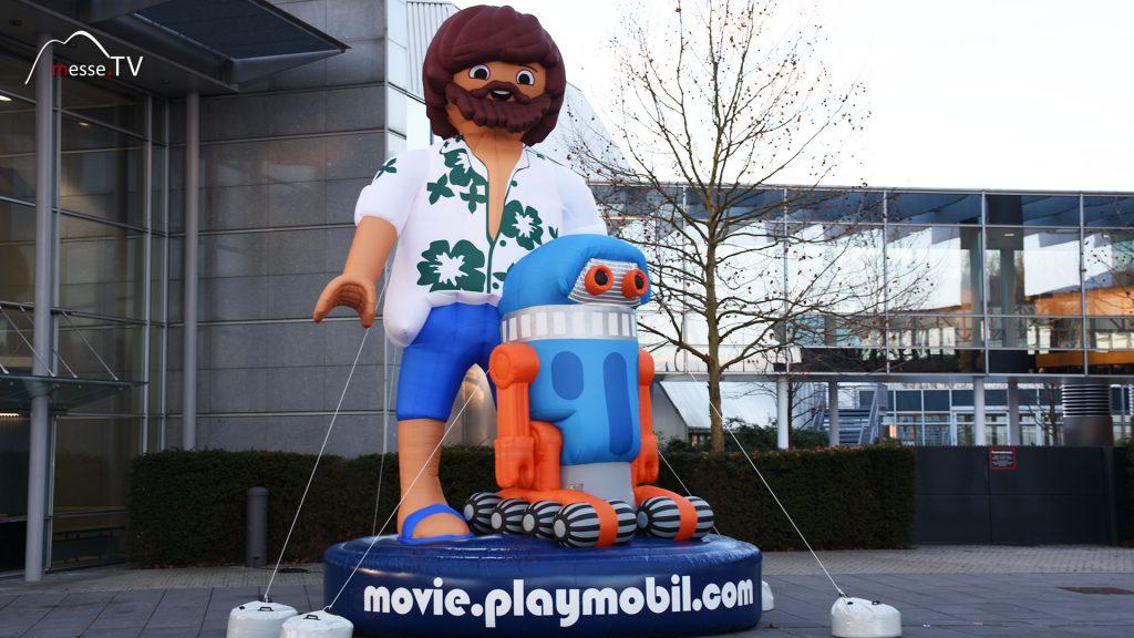 Playmobil - XXL Figur Spielwarenmesse